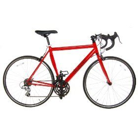 Vilano Aluminum Road Bike 21 Speed Shimano Red 50cm Small Bike