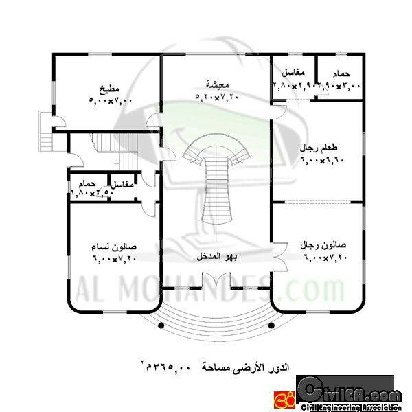 مخططات مخطط فلل فلة عماير عمارة شاليهات شالية منتجعات إنشاء مباني تصميم وهندسة معمارية معماري Https House Map Home Map Design House Layout Plans