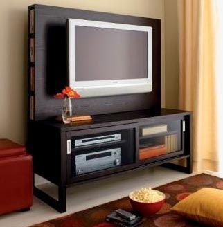 Crate Barrel Loop Media Center Lcd Plasma Tv Stand Plasma Tv