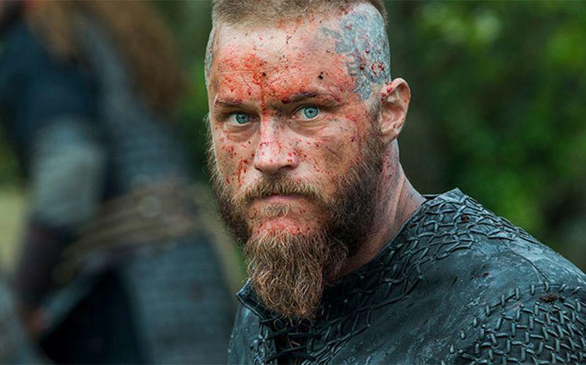 travis fimmel es ragnar lodbrok el personaje principal de vikings