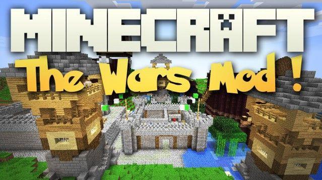 The Wars Mod Minecraft Mods The Wars - Minecraft spieler finden mod