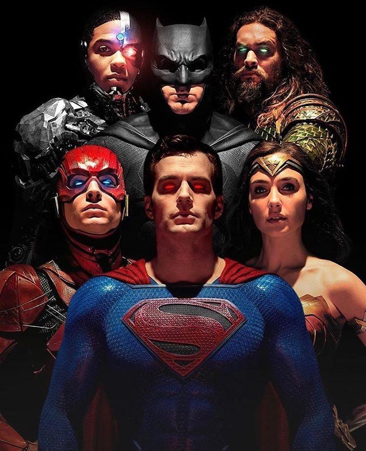 Gamedarshan บน Instagram Shout Out For Justice League Justiceleague Superman Wonderwoman Flash Batman Aquaman Cyborg
