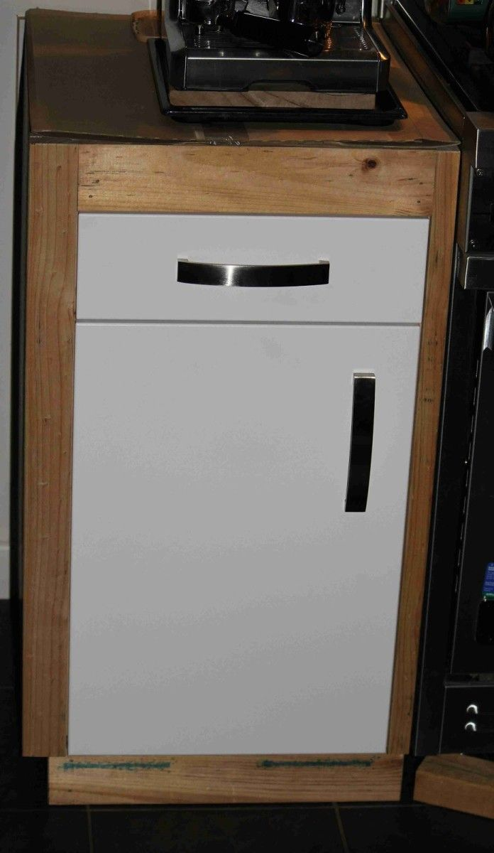 How To: Make Custom Cabinets For IKEA Kitchen Doors And Drawers