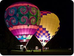 Hot Air Balloon Rally and Kid's Carnival