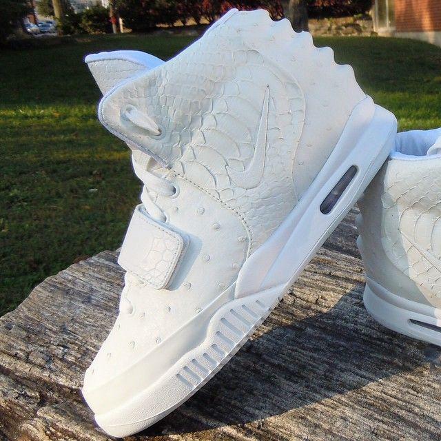 new style 1d81e d8c1f Shane Victorino Nike Air Yeezy 2