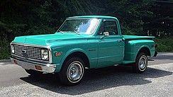◆1971 Chevrolet C10 Pick-Up Truck◆