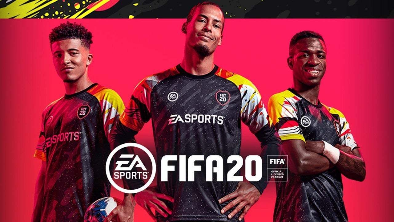 Fifa 20 Release Date News Preorder Deals Ultimate And Champions Edition Details Ign Fifa 20 Ios Games Free Games