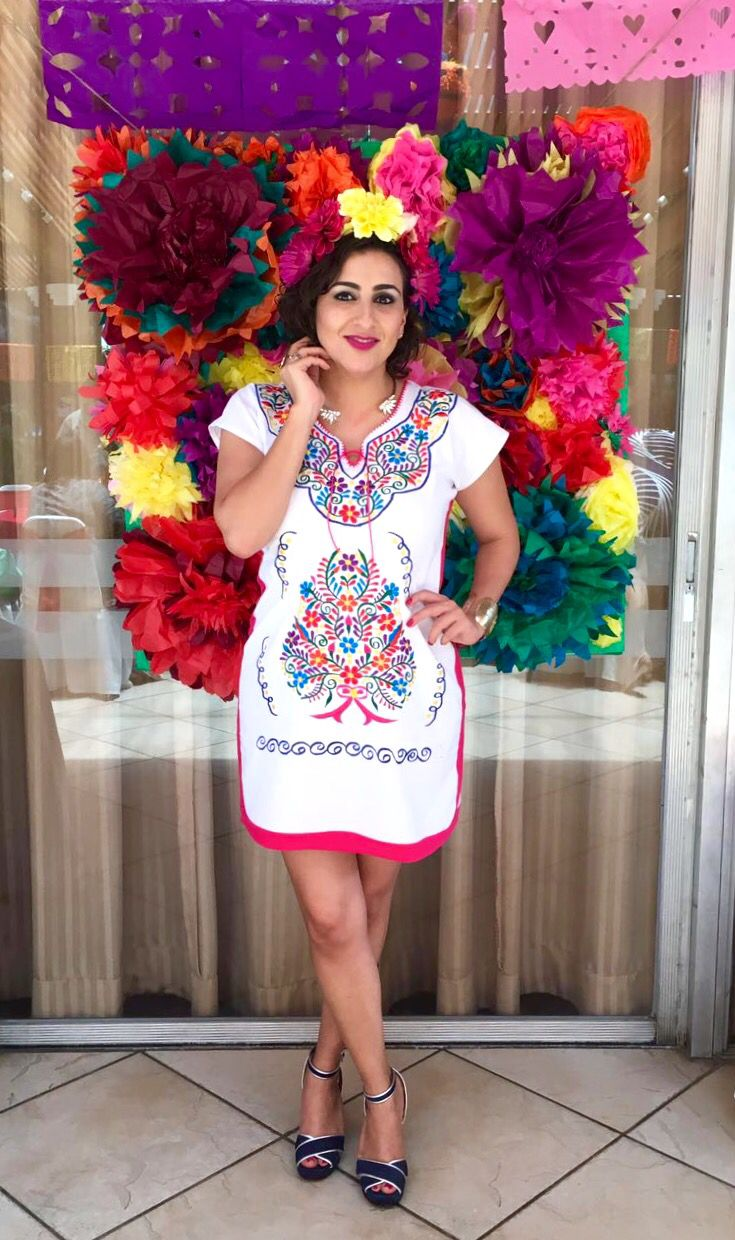 Mexican Fiesta Outfit | Beauty Therapy Blog | Pinterest | Fiesta Outfit Fiestas And Costumes