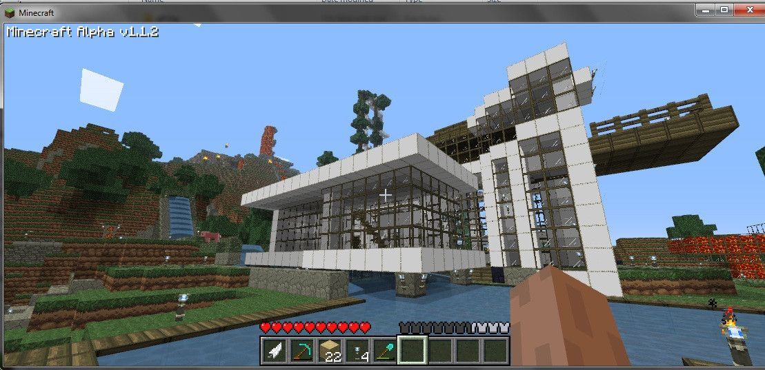 Modern Architecture House Minecraft modern architecture house minecraft – modern house
