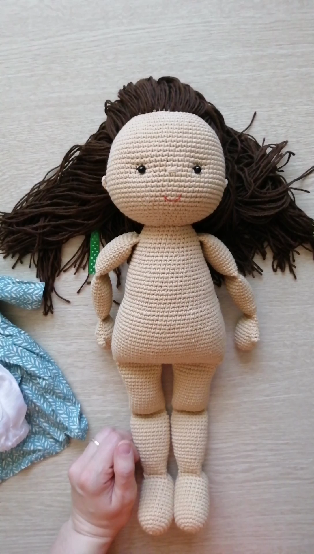 Photo of PATTERN Crochet Dolls. PDF Amigurumi Girl. Amigurumi Doll Pattern