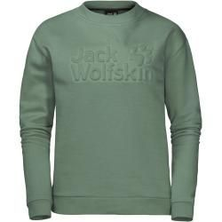 damen sweatshirt grün