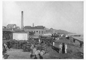 """Patrimonio Industrial Arquitectónico: 4ª edición Seminario """"Paisajes industriales en And..."""