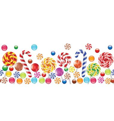 candies background vector candy land party pinterest