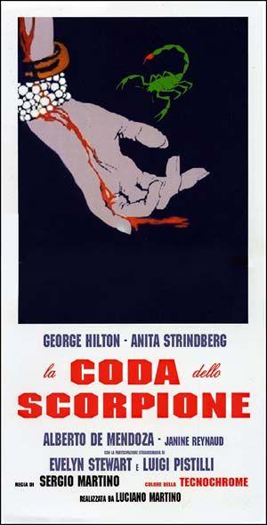 CODA DELLO SCORPIONE (LA) | Thriller, Registi, Film
