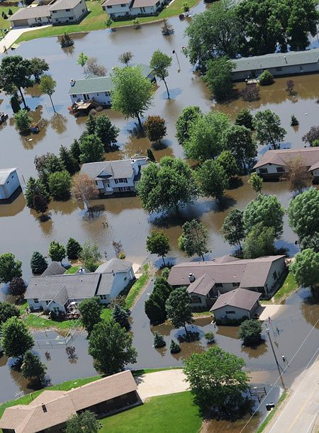 New Poll Finds Widespread Support For Reforming National Flood