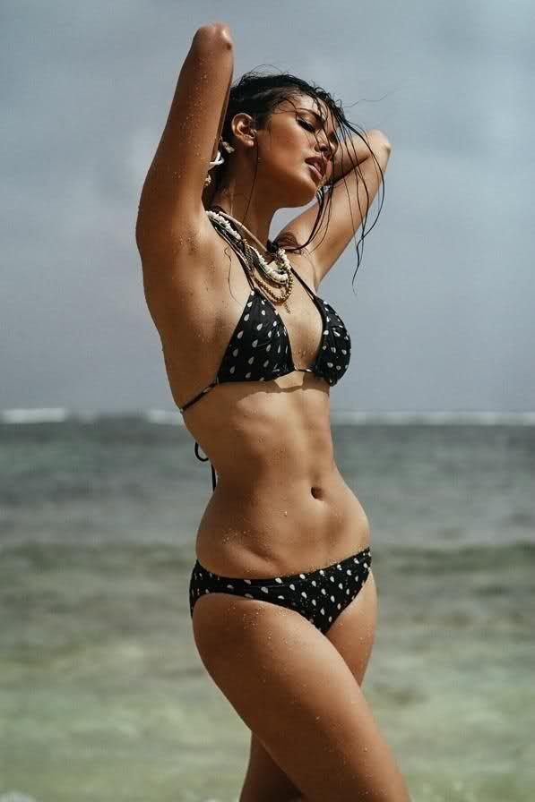 bikini butt models