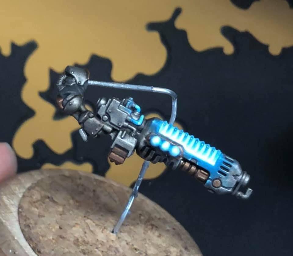 Plasma Glow Warhammer Paint Miniature Painting Glow Paint