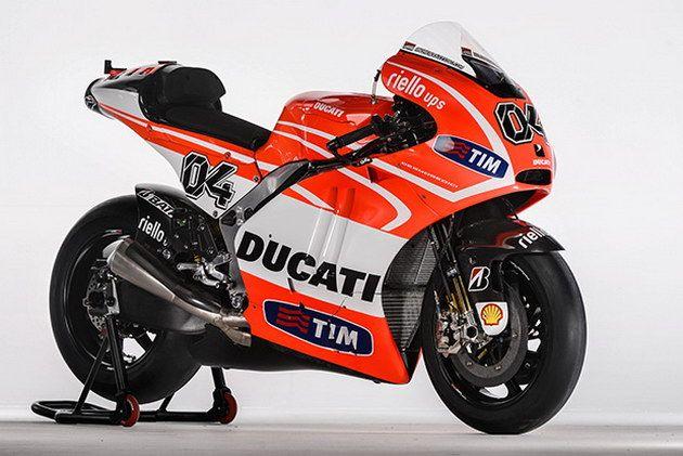 Ducati GP13