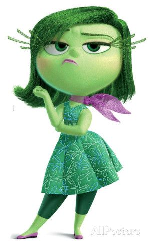 Disney/Pixar's Inside Out - Disgust Lifesize Standup