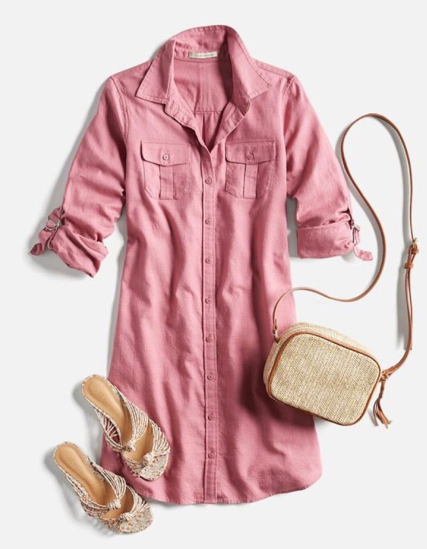 Stitch Fix Is A Styling Service That Delivers Your Favorite Looks Right To Your Door My Personal Stylist Has Done An Amazing Job Stu Fashion Style Shirt Dress