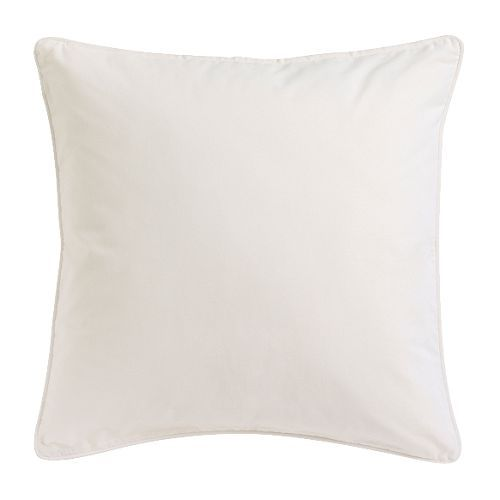SANELA Kissenbezug - weiß - IKEA