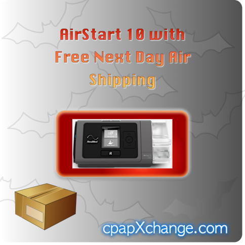 AirStart™ 10 AutoCPAP DISCONTINUED Sales / Promotions