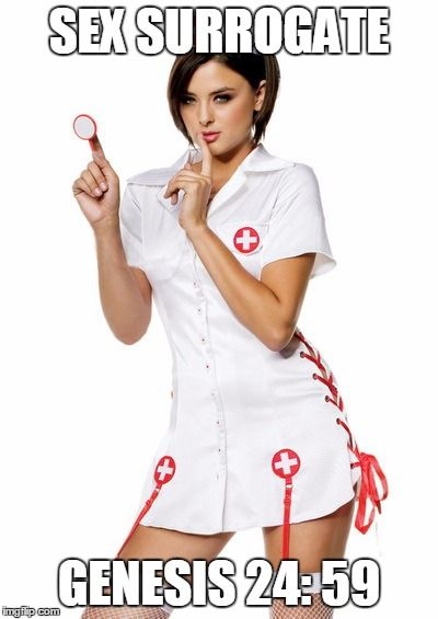 Theme sex nurse