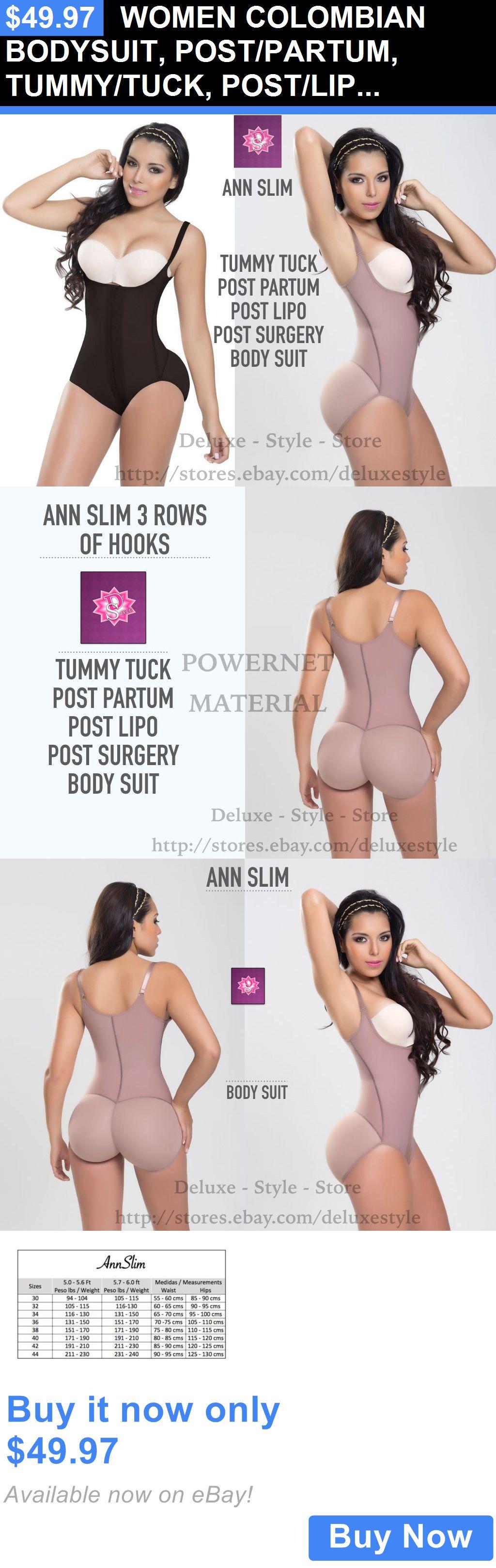 4e433eec2c Women Shapewear  Women Colombian Bodysuit