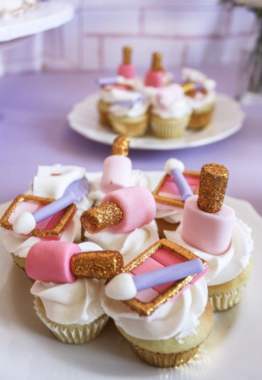 Beauty Boutique Birthday Party - Pretty My Party - Party Ideas -   15 makeup Party kids ideas