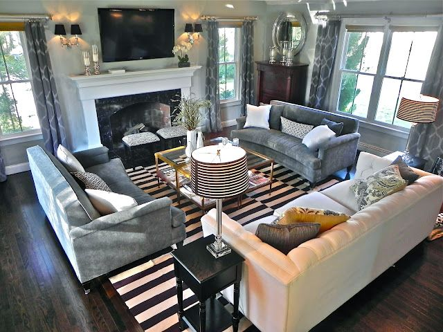 Kitchen Rug Decision Update And Family Room Preview