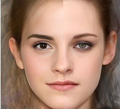 Kristen Stewart vs. Emma Watson Photo: Kristen-Emma