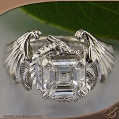 interlocking dragon wedding rings Google Search cute stuff