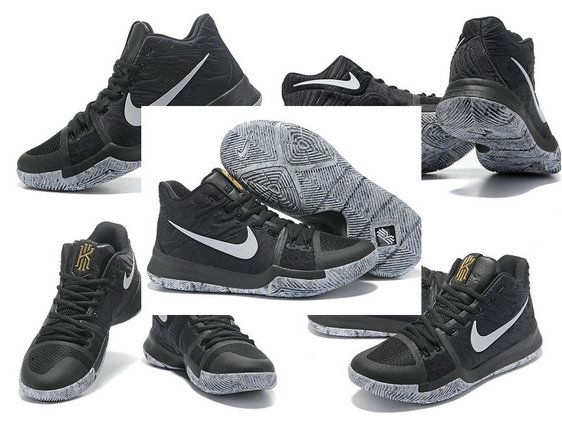 super popular bacf8 9fcf2 Free Shipping Only 69  Nike Kyrie 3 Third Black History Month 2017 BHM Shoes