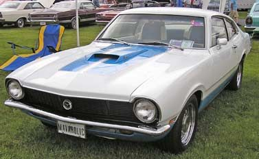 1972-1/2 Ford Maverick. Find parts for this classic beauty at http://restorationpartssource.com/store/