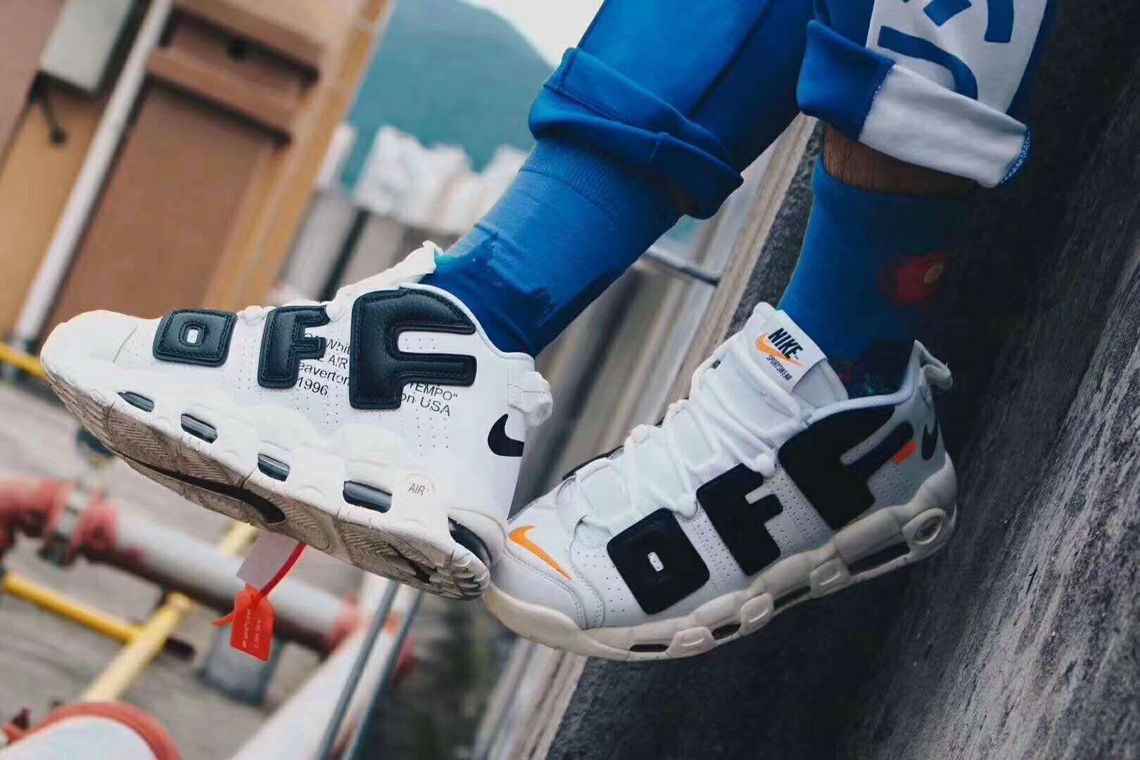 size 40 906bb 0c4dc Virgil Abloh Off-White x Nike Air More Uptempo | SUTAIRU | Nike ...