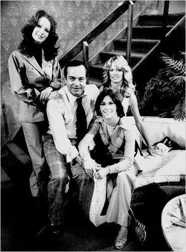 Kelly, Bosley, Sabrina and Jill
