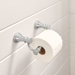 Moen Belfield Pivoting Wall Mount Toilet Paper Holder Wall
