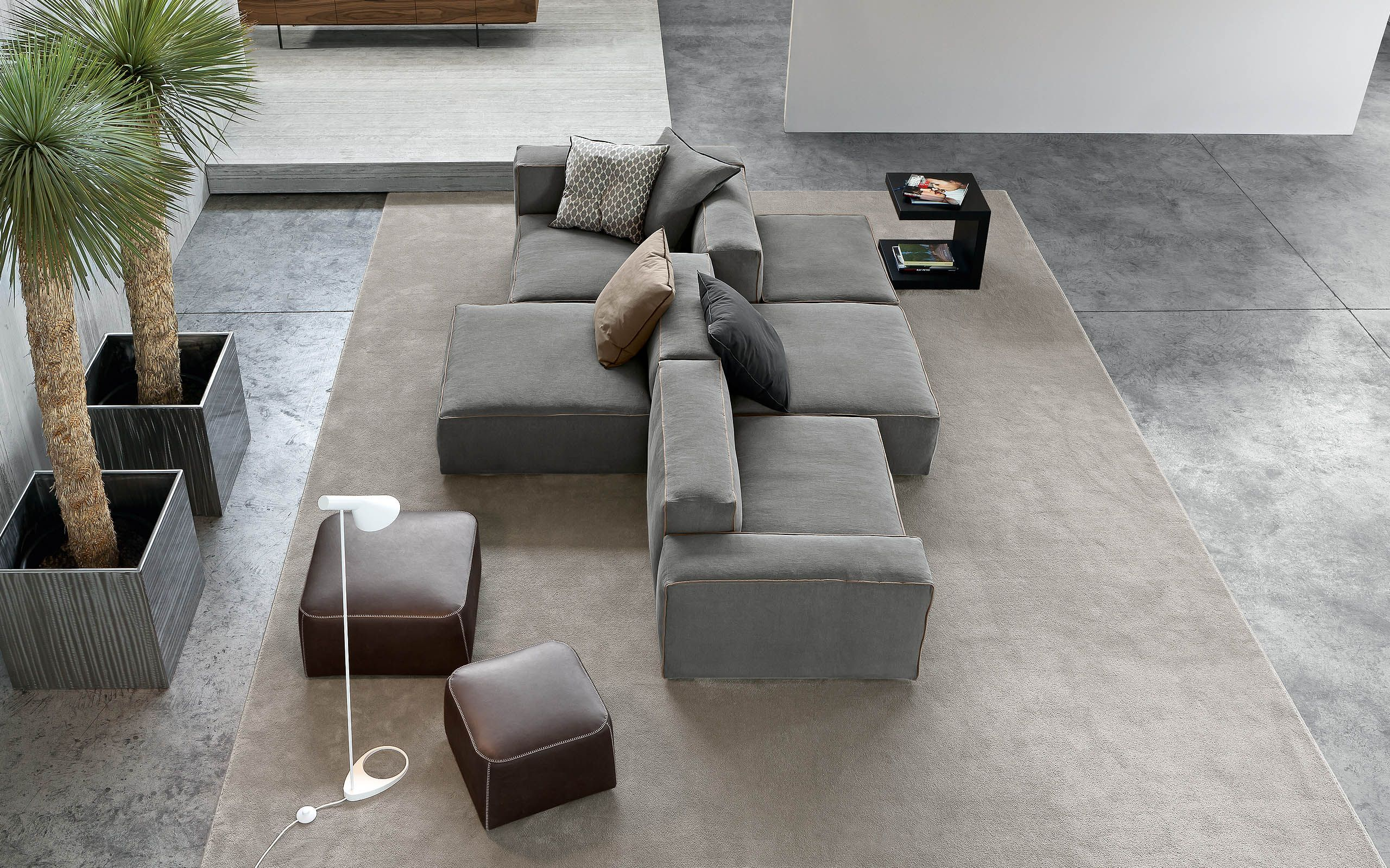 Divano Albert Molteni Divano Reef Di Flexteam Mynewhome Living Sofa Homemade Sofa