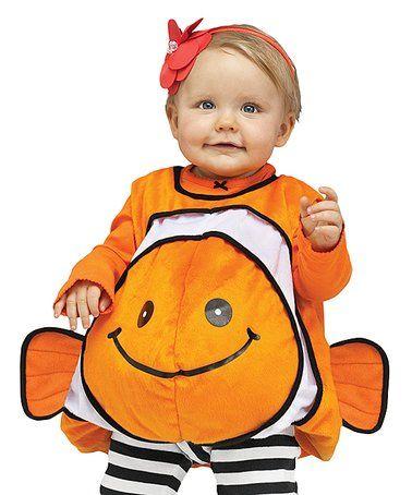 Nemo Costume | Baby Girl + Boy Clothing (And Nursery Designs ...