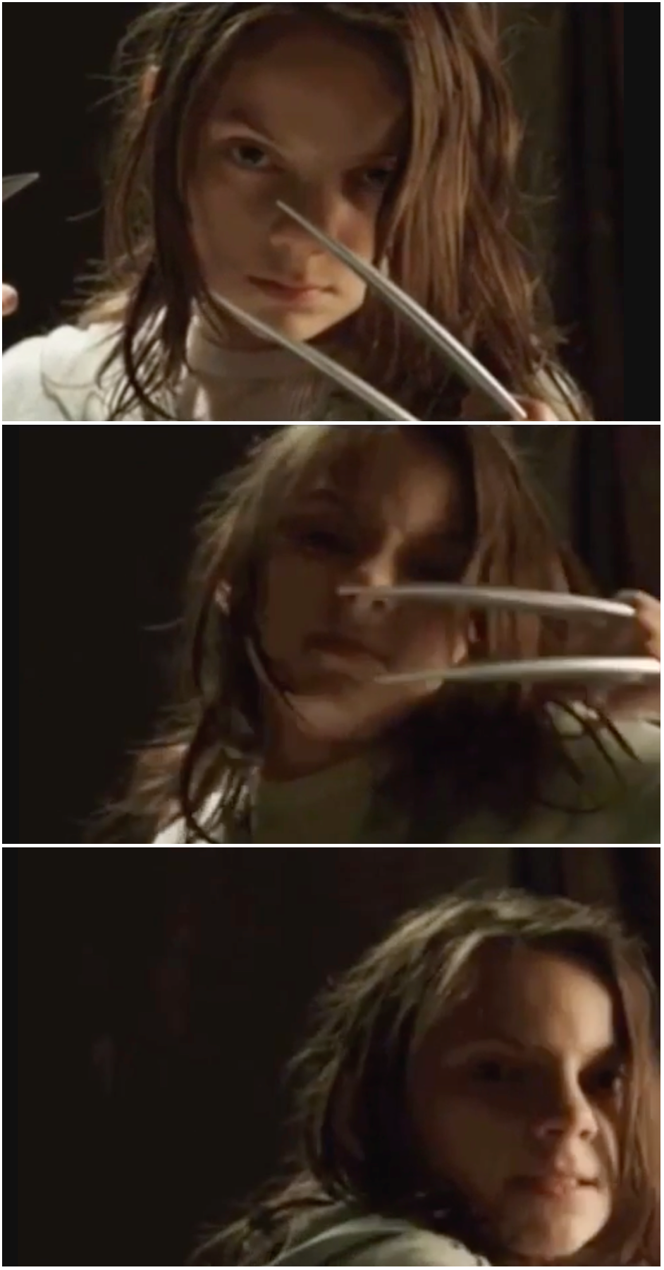 Laura Kinney X-23 (With images)   Marvel x, James mcavoy
