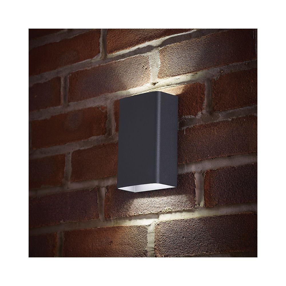 image result for exterior up down lights on brick uk lighting