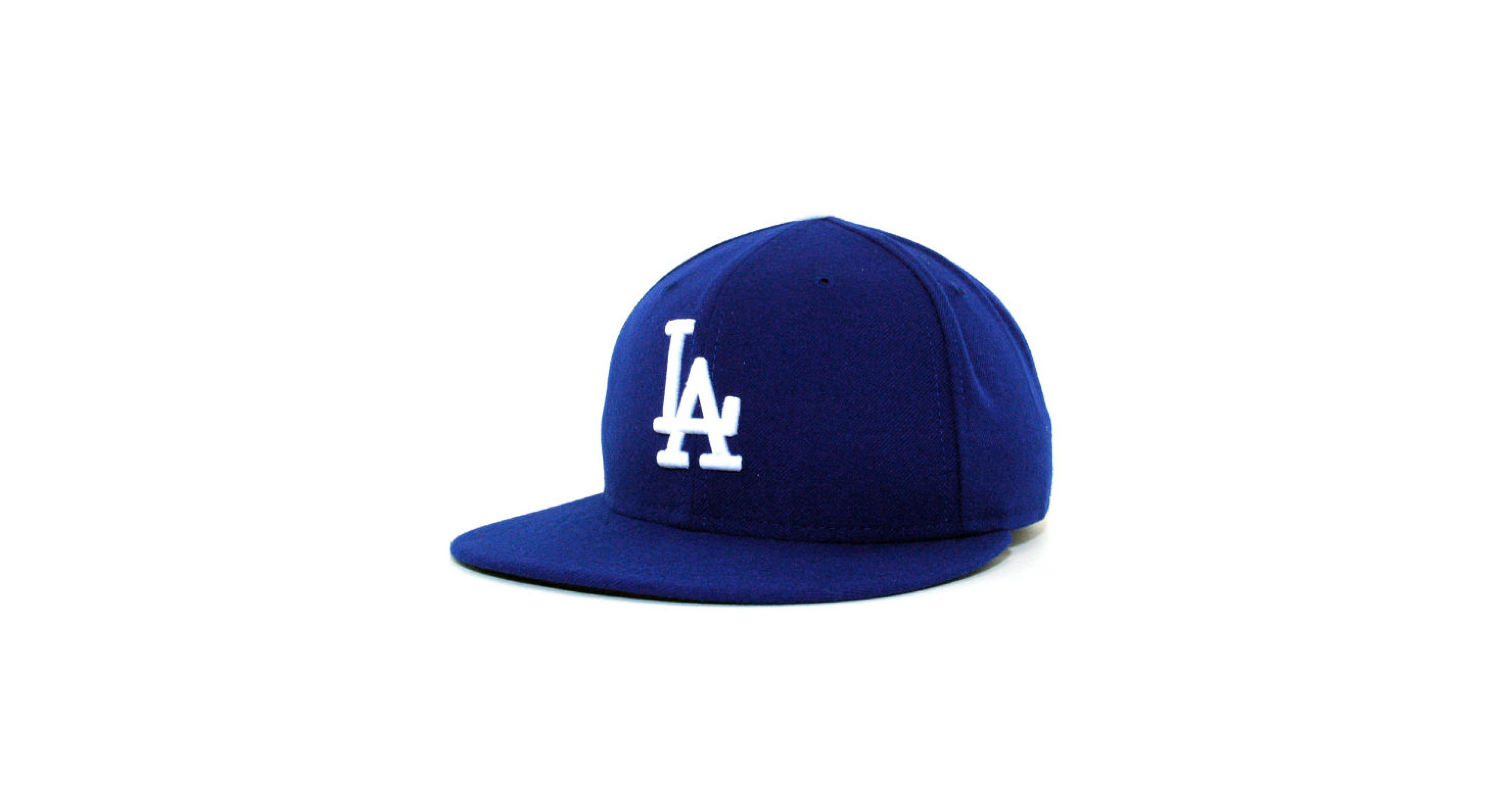 50863b9446c New Era Los Angeles Dodgers Mlb Authentic Collection 59FIFTY Cap ...