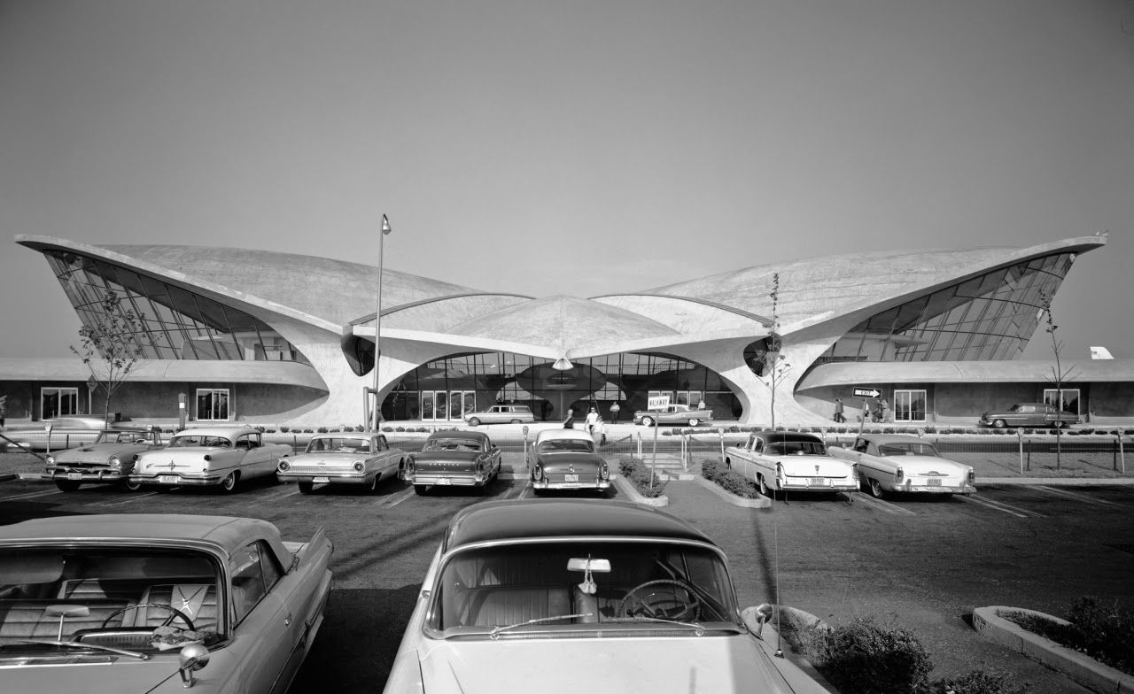 ArtChist: Terminal TWA Aeropuerto JFK en New York | Eero Saa...