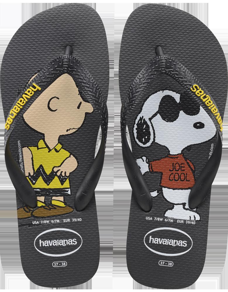 6b119128604687 Snoopy Men s Flip Flop - Snoopy Flip Flops for Men - Havaianas ...