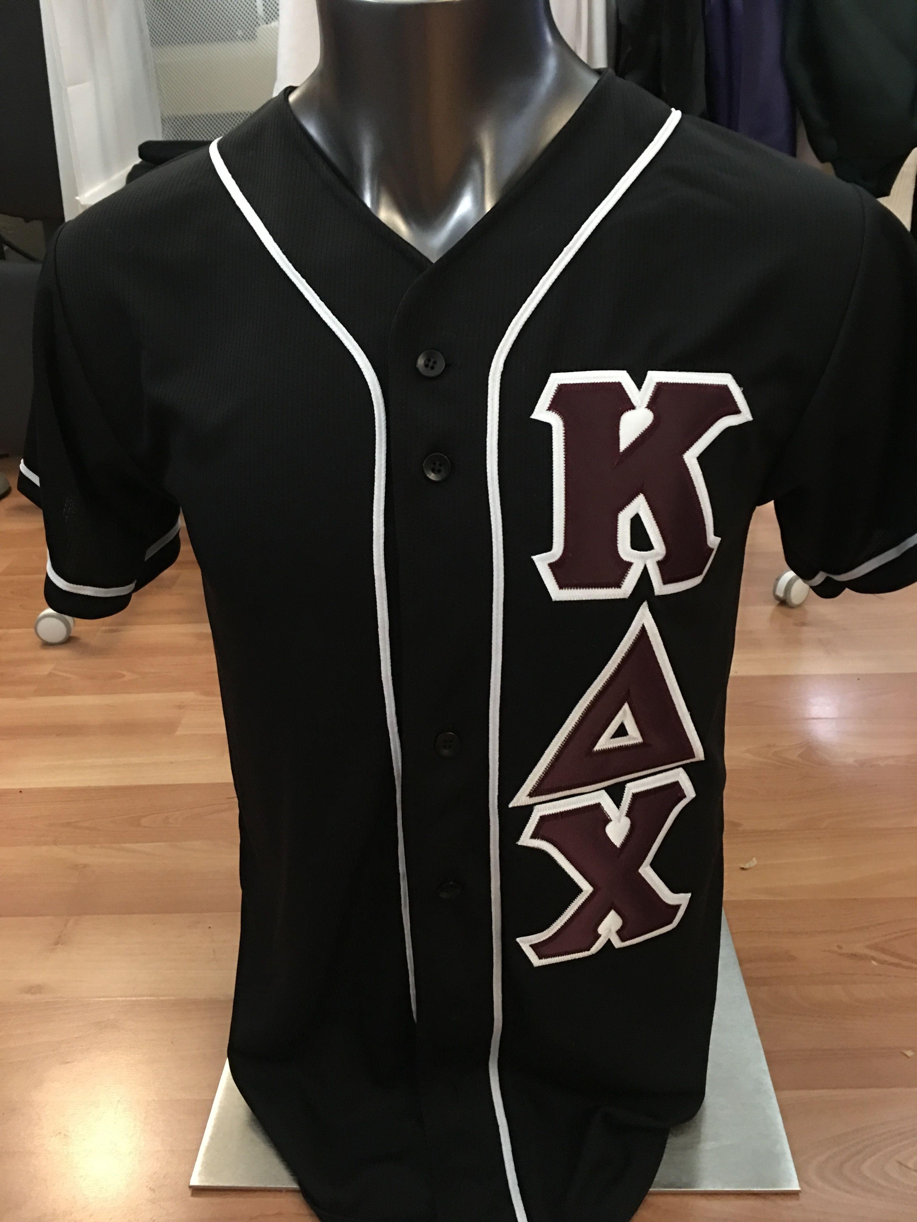 5779a6afba Kappa Delta Chi Baseball Jersey | Kappa Delta Chi | Kappa delta chi ...