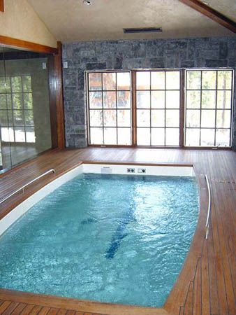 Residential Lap Pools Exercise Or Hydrotherapy Small Indoor