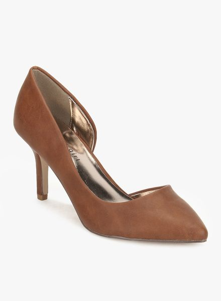 4f2eb97ada4 Buy Steve Madden Brown Stilettos for Women Online India