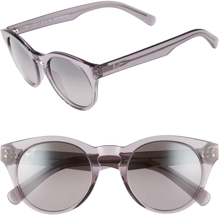 68fb67bd8db4 Maui Jim Dragonfly 49mm Polarized Cat Eye Sunglasses | Products ...