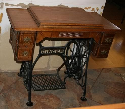 17 Best images about Sewing Machine Cabinet on Pinterest | Crafting,  Raising kids and Antiques