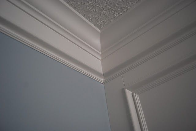Cheap Stacked Trim For Crown Molding On Kitchen Soffit